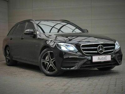 brugt Mercedes E300 2,0 AMG Line stc. aut.