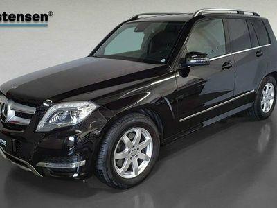 brugt Mercedes GLK220 2,2 BlueTEC aut. 4-M Van