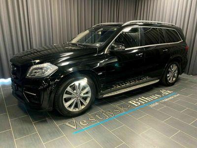 brugt Mercedes GL350 BlueTEC aut. 4-M