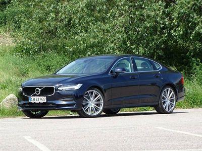 used Volvo S90 2,0 T4 190 Momentum aut.