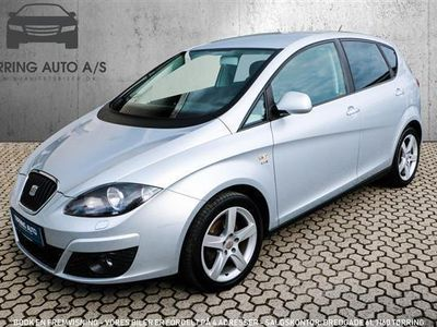 gebraucht Seat Altea 1,2 TSI Ecomotive Style 105HK 6g - Personbil - sølvmetal