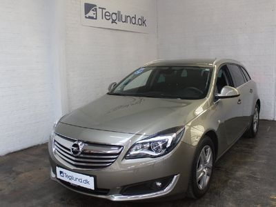 brugt Opel Insignia T 140 Edition ST eco