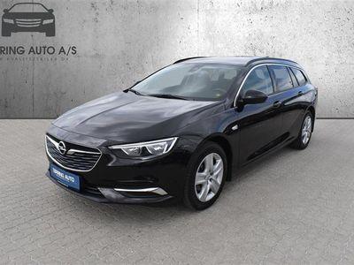 brugt Opel Insignia Sports Tourer 2,0 CDTI Dynamic Start/Stop 170HK Stc 8g Aut. - Personbil - Sortmetal