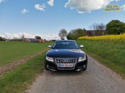brugt Audi A5 Coupé