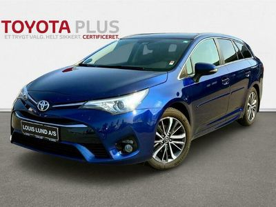 brugt Toyota Avensis Touring Sports 1,6 D-4D T2 112HK Stc 6g A+