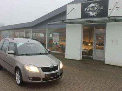 second-hand Skoda Roomster 1,4 TDi Sport