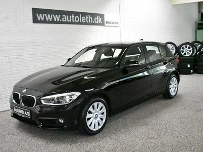 brugt BMW 118 d 2,0 aut. Van