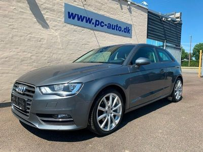 used Audi A3 1,6 TDi Attraction