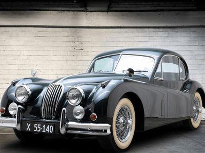 brugt Jaguar XK 140 3,4 FHC
