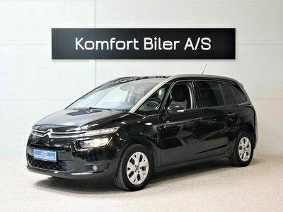 brugt Citroën Grand C4 Picasso BlueHDi 120 Intensive 1,6