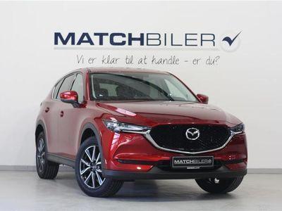 usata Mazda CX-5 2,0 Skyactiv-G Optimum 165HK 5d 6g