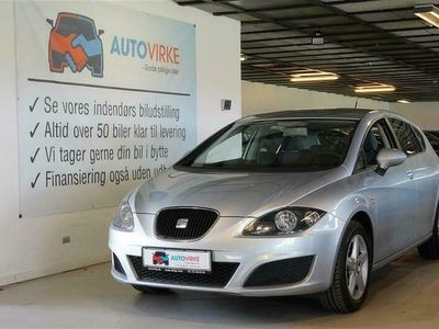 brugt Seat Leon 1,4 TSI Reference 125HK 5d 6g