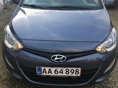 second-hand Hyundai i20 1.2 5 dørs MPV 62.