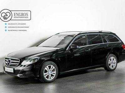 käytetty Mercedes E200 2 CDi stc. aut.