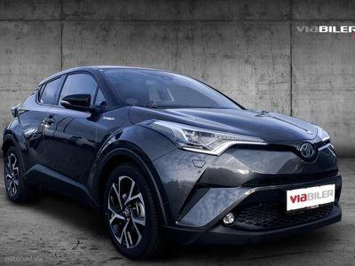 gebraucht Toyota C-HR 1.8 Hybrid Selected - Premiumpakke Bitone
