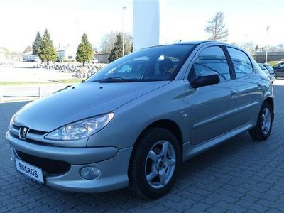 used Peugeot 206 1,4 HDI Performance S 70HK 5d
