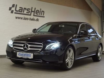 brugt Mercedes E220 Avantgarde aut.