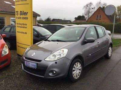 brugt Renault Clio III 1,2 16V TCe Authentique