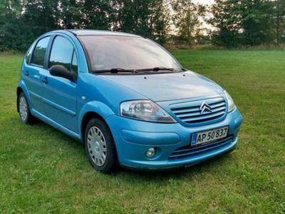 brugt Citroën C3 1,4 Hdi Aut.