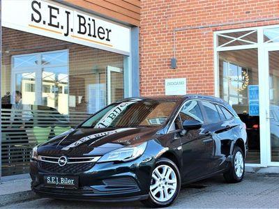 brugt Opel Astra Sports Tourer 1,6 CDTI Enjoy Start/Stop 110HK Stc 6g A++