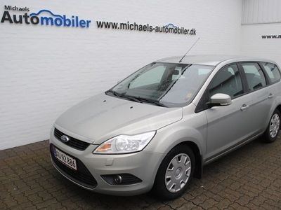 brugt Ford Focus 1,6 TDCi 90 Trend Coll. st.car ECO