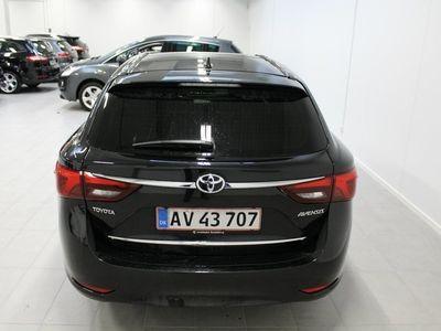 brugt Toyota Avensis D-4D T2 Premium TS