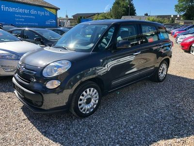 brugt Fiat 500L Living 0,9 TwinAir 105 Family