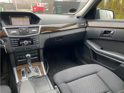 brugt Mercedes E220 CDI BE AUT.