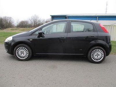 brugt Fiat Grande Punto 1,4 Active 77HK 5d