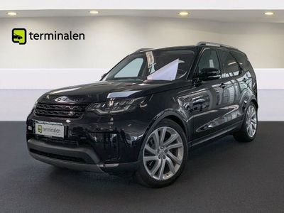 brugt Land Rover Discovery 5 3,0 TD6 First Edition aut. 7prs