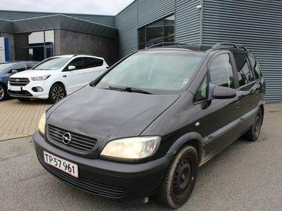 brugt Opel Zafira 1,6 16V Elegance