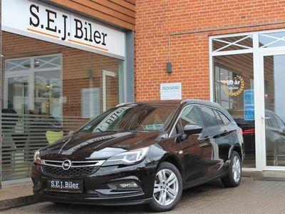 brugt Opel Astra Sports Tourer 1,6 CDTI Dynamic 136HK Stc 6g Aut. A