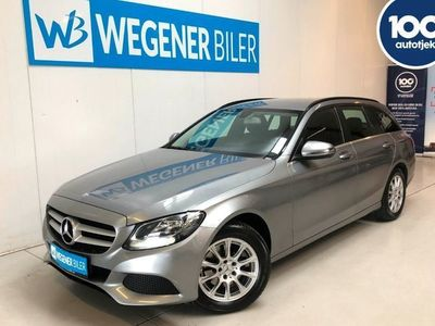 used Mercedes C200 stc. aut.