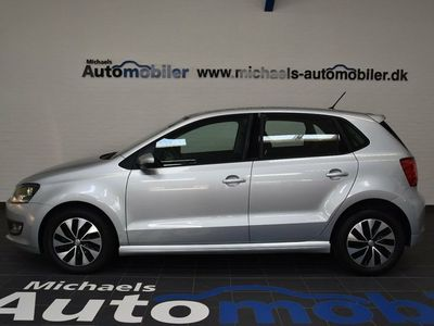 used VW Polo 1,0 TSi 95 BlueMotion