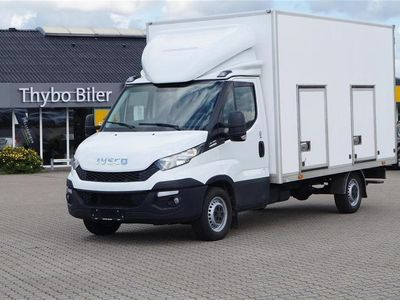 brugt Iveco Daily 35S17 3750mm 3,0 D 170HK Ladv./Chas. 8g Aut.