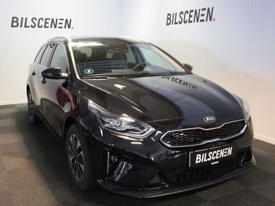 brugt Kia cee'd 1,6 GDi PHEV Upgrade Intro SW DCT