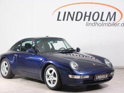 brugt Porsche 911 Targa 3,6 aut.
