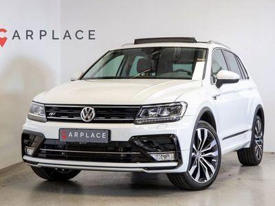 brugt VW Tiguan 2,0 TSi 180 R-line DSG 4M