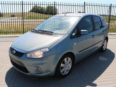 usado Ford C-MAX 1,6 TDCi Trend Collection 90HK - Personbil - Grøn