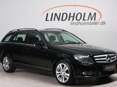 brugt Mercedes C250 2,2 CDi st.car aut. BE Van