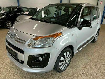 brugt Citroën C3 Picasso 1,2 PureTech 110 Seduction Complet