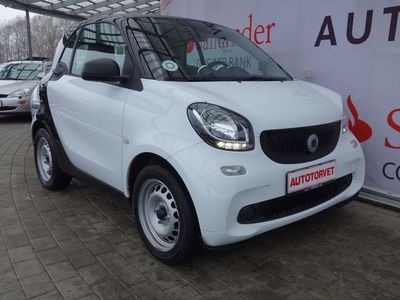 brugt Smart ForTwo Coupé 1,0 mhd & pulse 71HK 2d