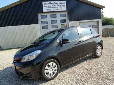 used Toyota Yaris 1,4 D-4D T2 Touch
