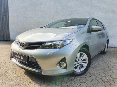 brugt Toyota Auris Touring Sports 1,8 B/EL Pure 136HK Stc Aut.