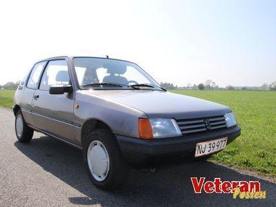 brugt Peugeot 205 1.4XR