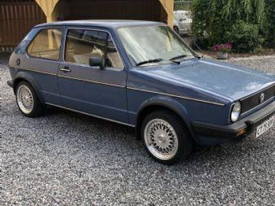 brugt VW Golf I 1,6 gl 75hk