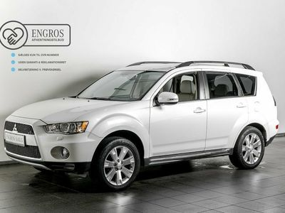 używany Mitsubishi Outlander 2,2 DI-D Instyle SST aut. 7prs