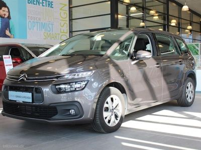 used Citroën Grand C4 Picasso 1,6 Blue HDi Iconic start/stop 120HK 6g
