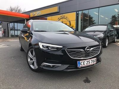 brugt Opel Insignia Sports Tourer 1,6 Turbo Dynamic Start/Stop 200HK Stc 6g
