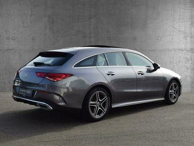 brugt Mercedes CLA220 Shooting Brake d 2,0 CDI 8G-DCT 190HK Stc 8g Aut.